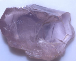 48.0 carats Rose Quartz Rough Piece ANGC 784