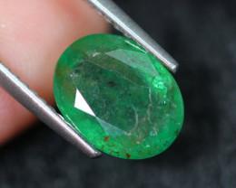2.56cts Natural Green Colour Emerald / TJ12