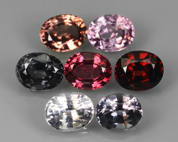 3.40~CTS GENUINE NATURAL ULTRA RARE COLLECTION FANCY SPINEL~