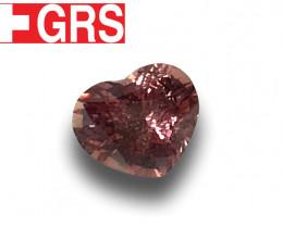 GRS| Natural Unheated Padparadscha|Loose Gemstone| Sri Lanka - New