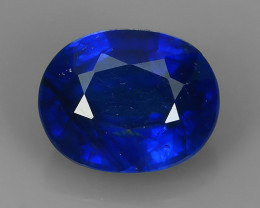 NEW OFFER 2.80 CT NATURAL OVAL CUT MADAGASCAR BLUE SAPPHIRE!!