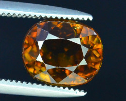 AAA Brilliance 2.70 ct Imperial Sphene
