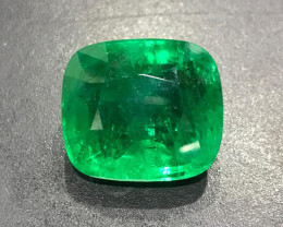 25 Ct Natural Collector Size Emerald From Ethiopia