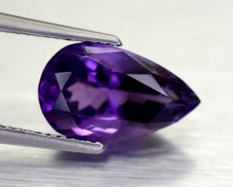 3.40 Cts  Natural Amethyst,Brazil