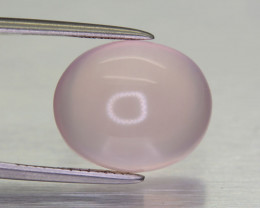 12.55 Cts Rose Quartz Cabochons From Africa
