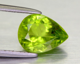 3.70 Ct Brilliant  Peridot From Pakistan
