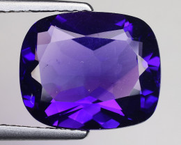 4.32 Ct Natural Amethyst  With Top Class Luster. AT 04