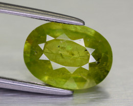 4.55 Cts Nice Luster Sphene From Madagascar