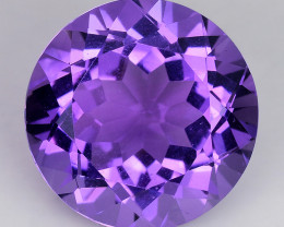 9.59 Ct Natural Amethyst  With Top Class Luster. AT 05