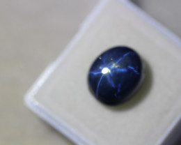 10.28ct Blue Star Sapphire Lot GW3471