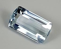 2.45Crt Natural Aquamarine  Best Grade Gemstones JI23