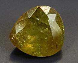 1.10Crt Rare Demontoid Garnet  Best Grade Gemstones JI23