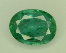 2.95 ct NATURAL GREEN ZAMBIAN EMERALD