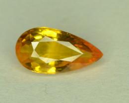 1.29 ct Natural Yellow Sapphire