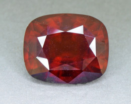 BIG RED Hessonite Garnet 8.68 Ct. Natural Untreated (00791)