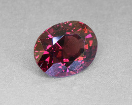 PYROPE GARNET 3.67 Ct. Natural Untreated (00645)