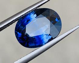 4.10 Ct Natural Ceylon Sapphire Gemstone