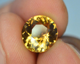 Top Quality 4.50 ct Champagne Color Topaz Skardu Pakistan