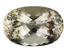 43.38 Ct Golden Topaz Pakistan Top Cutting Top Luster Gemstone. TG 05