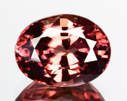Fabulous 1.95Ct Natural Imperial Pink Zircon Oval
