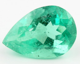 16.44 ct Natural Colombian Emerald Green Gem Loose Gemstone Stone