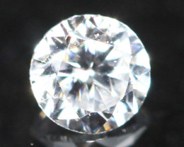 2.90mm D/E/F VVS Clarity Natural Brilliant Round Diamond