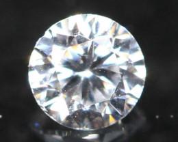 2.70mm D/E/F VVS Clarity Natural Brilliant Round Diamond