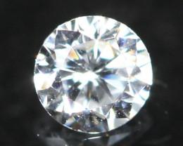 2.50mm D/E/F VVS Clarity Natural Brilliant Round Diamond