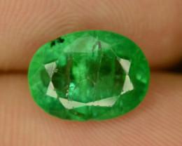 2.65 CT NATURAL GREEN ZAMBIAN EMERALD