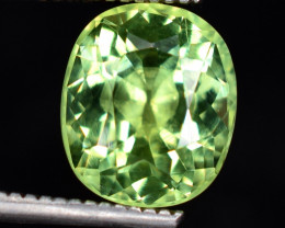 2 carats Natural yellowish color Tourmaline gemstone From Afghanistan