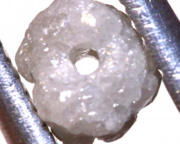 0.60 CTS ROUGH DIAMOND BEAD DRILLED SD-316