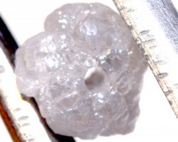 0.70 CTS ROUGH DIAMOND BEAD DRILLED SD-330