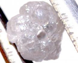 0.70 CTS ROUGH DIAMOND BEAD DRILLED SD-330