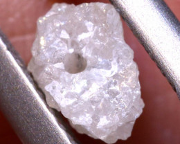 1.05 CTS ROUGH DIAMOND BEAD DRILLED SD-352