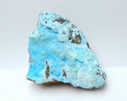 Raw Hemimorphite Specimen, Blue Mineral, Collector Mineral Specimen B927