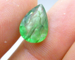 4.18cts  Emerald , 100% Natural Gemstone