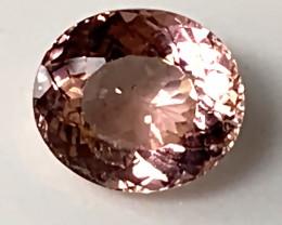 1.05ct Beautiful pink sparkling Tourmaline No reserve