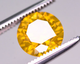 1.60 Ct Natural Greenish Yellow Diamond  Gemstone