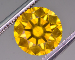 1.80 Ct Natural Greenish Yellow Diamond Gemstone