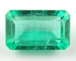 1.94 ct Natural Colombian Emerald Green Gem Loose Gemstone Stone