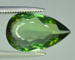 Amazing Color 3.25 ct Natural Green Color Tourmaline