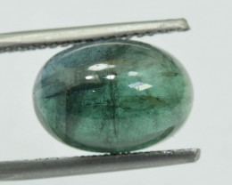 7.85 * Carats Natural Tourmaline Cabochon Gemstone
