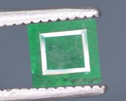 0.65 Carats Natural Emerald Gemstone