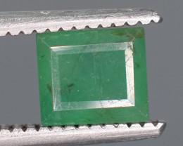0.30 Carats Natural Emerald Gemstone