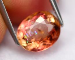 Pink Tourmaline 2.40Ct Natural Pink Tourmaline E0208