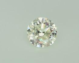 Diamond - 2.90 ct - Round - G - SI1  Certificate   IGL