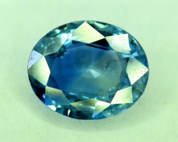2.20 Carats Gorgeous Color Natural Royal Blue Sapphire Gemstone