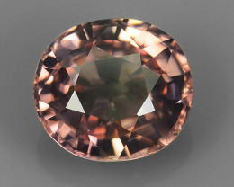 2.01 CTS DAZZLING NATURAL RARE TOP LUSTER INTENSE PINK ZIRCON