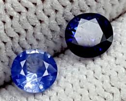 0.70CT BLUE SAPPHIRE  BEST QUALITY GEMSTONE IGC76