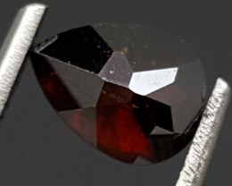 1.20CT WORLD FACETED RED RUTILE  BEST QUALITY GEMSTONE IGC76